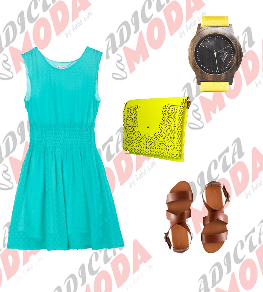 vestido kling