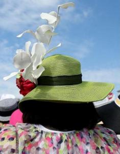 sombreros del kentucky derby