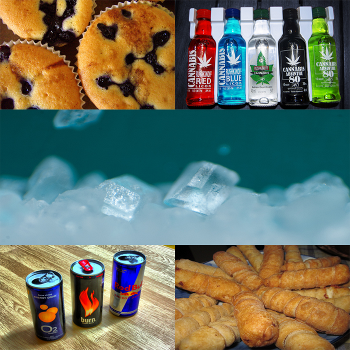 Altas calorias
